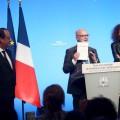 <strong>30 septembre </strong> – Remise du rapport dirigé par François de Singly