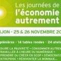 <strong>26 novembre</strong> – Intervention de Sylvie Pflieger aux Journées de l'économie autrement