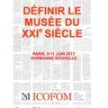 """<strong>9-10 juin </strong> – Interventions de François Mairesse et Séverine Dessajan au Colloque """"Définir le musée du XXIème siècle"""""""