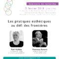 """<strong>Le 5 février> – Séminaire """"Corps et beauté"""" coorganisé par Marion Braizaz"""
