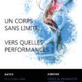 """<strong>Le 12 mars> – Intervention de Jean-Michel Peter au colloque """"Un corps sans limite…vers quelle performance?"""""""