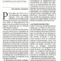 <strong>Le 17 mars> – Tribune de Vincent Chabault dans Le Monde