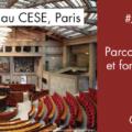 <strong>Le 7 décembre > – Intervention d'Emmanuel de Lescure et Muriel Letrait à une JE au CESE