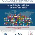 <strong>Le 12 décembre> – Intervention d'Eric Letonturier à un colloque de l'IRSEM
