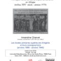 <strong>Le 8 avril> – Participation d'Amandine Charvet à un Séminaire de l'INALCO