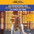 """<strong>Le 13 mai> – Séminaire """"Les migrations des jeunes européens depuis la crise de 2008"""" coorganisé par Cécile Lefèvre"""