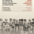 <strong>Les 27-29 mai> &#8211; Interventions d&#8217;Elsa Ramos, Svetlana Russkikh et Denis Hippert à la MSHE de Besançon