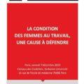 <strong>Le 7 décembre 2019> – Intervention de Margaret Maruani au colloque du SAF, Paris