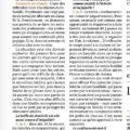 <strong> Mars- Avril 2020> – Interventions de François de Singly dans la presse
